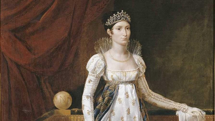 Elisa Bonaparte, la hermana menor de Napoleón - Segmento dispositivo - La Venganza sera terrible   DelSol 99.5 FM