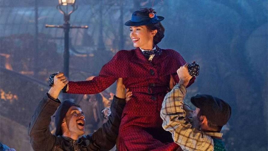 ¿Es ridículo que hagan regresar a Mary Poppins? - Quien te pregunto - Quién te Dice | DelSol 99.5 FM