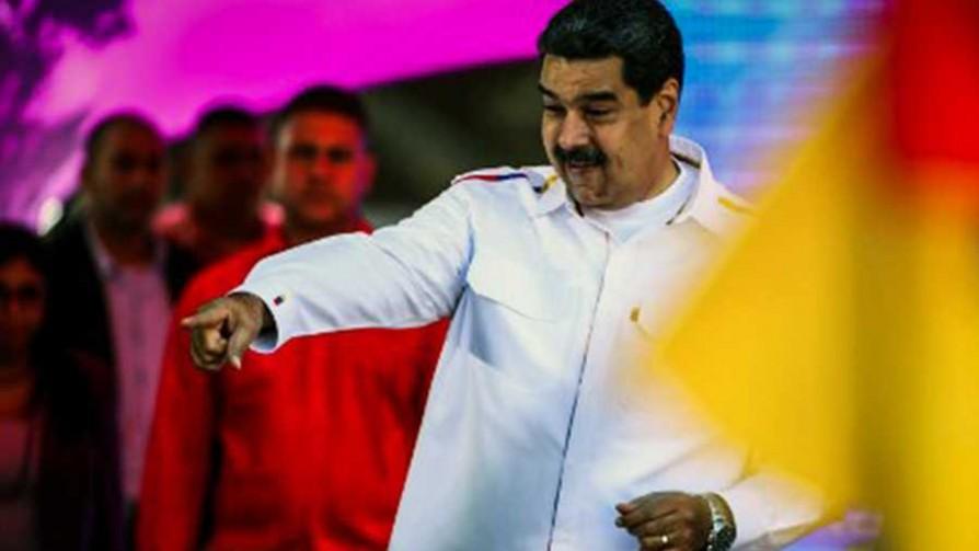 Medio centenar de países apoyan gobierno de Maduro en la ONU - Titulares y suplentes - La Mesa de los Galanes | DelSol 99.5 FM
