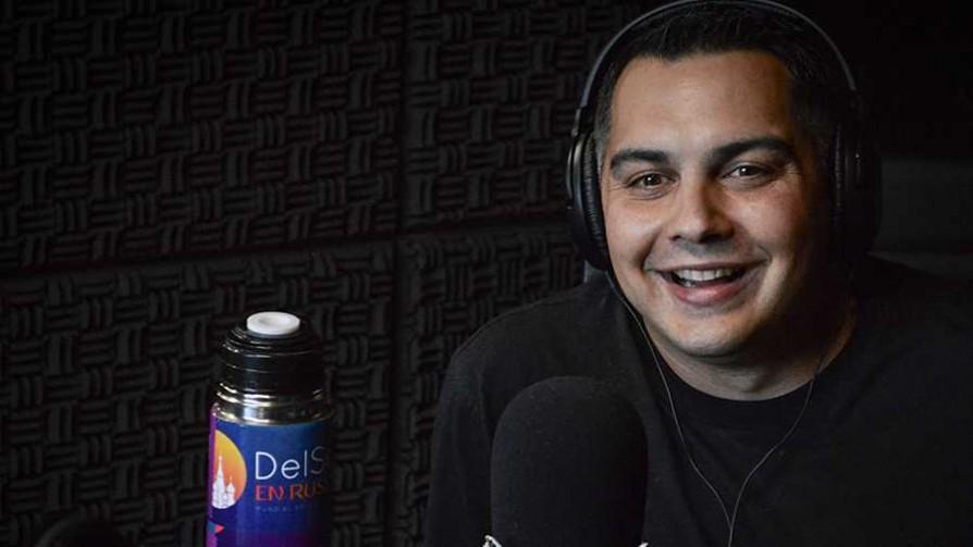 Marcelo Bennett en Aldo Contigo - Tio Aldo - La Mesa de los Galanes   DelSol 99.5 FM
