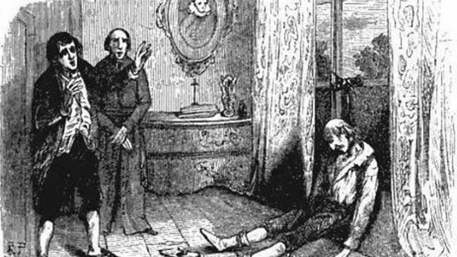Madame de Feuchères y la misteriosa muerte del príncipe de Condé - Segmento dispositivo - La Venganza sera terrible   DelSol 99.5 FM