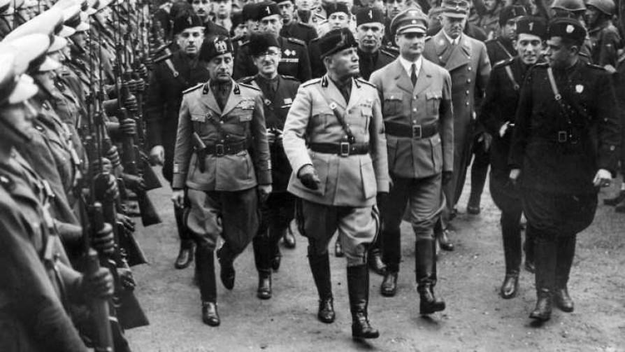 Fascismo: hijos de la guerra, padres de la derecha radical plebeya - Gabriel Quirici - No Toquen Nada | DelSol 99.5 FM