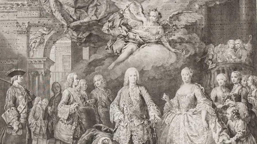 El profundo amor entre Fernando VI de España y Bárbara de Braganza - Segmento dispositivo - La Venganza sera terrible | DelSol 99.5 FM