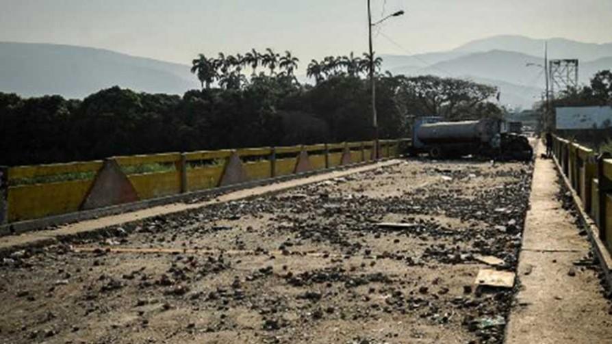 Qué pasó en Venezuela el 23F y qué hizo el guionista de Dios en Argentina - NTN Concentrado - No Toquen Nada | DelSol 99.5 FM