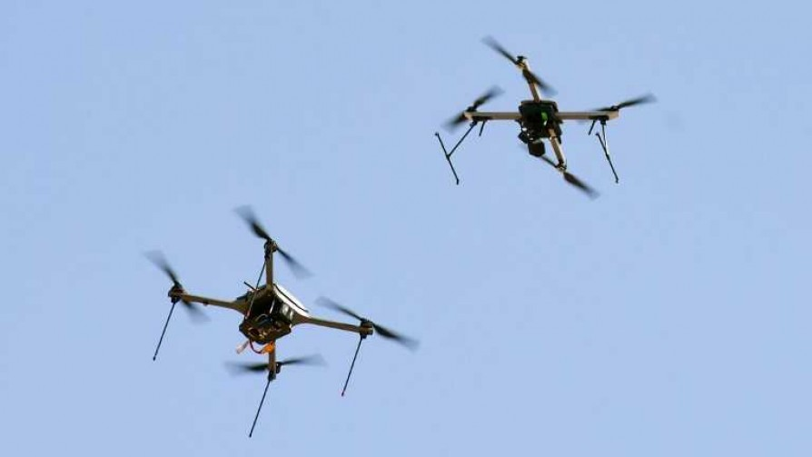 Cosas que vuelan: drones y la chancleta de María Julia - NTN Concentrado - No Toquen Nada | DelSol 99.5 FM