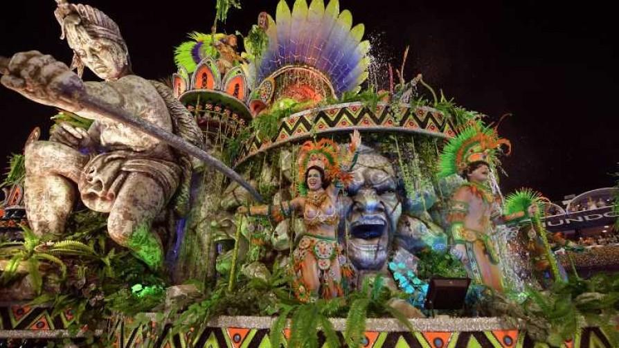 Tío Aldo habla sobre distintos carnavales - Tio Aldo - La Mesa de los Galanes | DelSol 99.5 FM