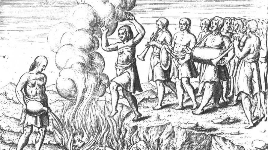 El ritual indio del suttee, el sacrificio de las viudas - Segmento dispositivo - La Venganza sera terrible | DelSol 99.5 FM