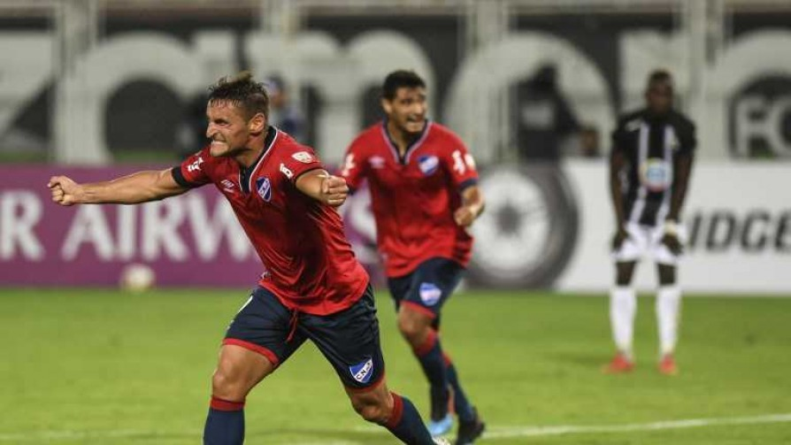 Nacional debutó ganando en la Libertadores - Titulares y suplentes - La Mesa de los Galanes | DelSol 99.5 FM