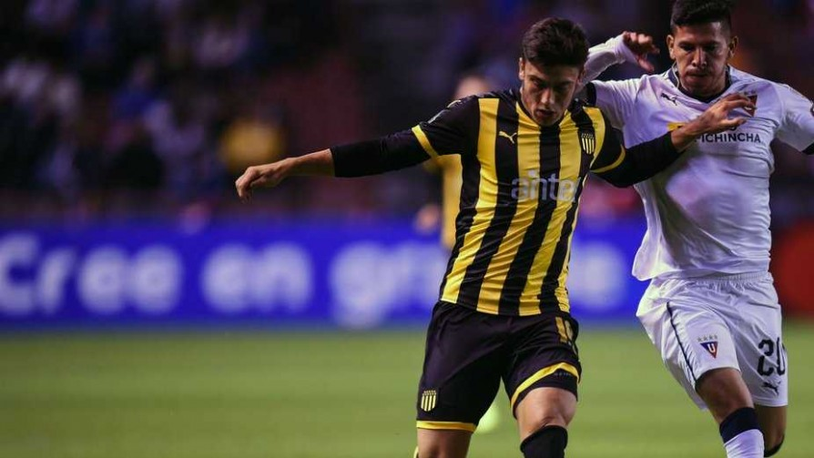Liga de Quito 2 - 0 Peñarol - Replay - 13a0 | DelSol 99.5 FM