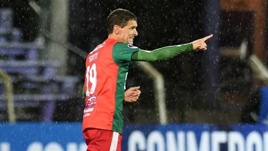 Jugador Chumbo  Diego Scotti - Jugador chumbo - Locos x el Fútbol  ed86cc64aaf64