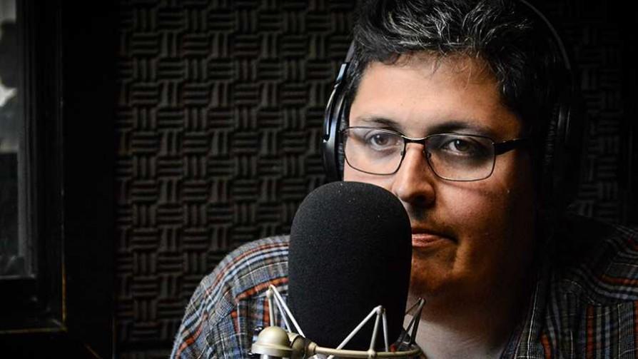 Bienvenido y el Profe Geyerabide mano a mano con un periodista chileno - Deporgol - La Mesa de los Galanes | DelSol 99.5 FM