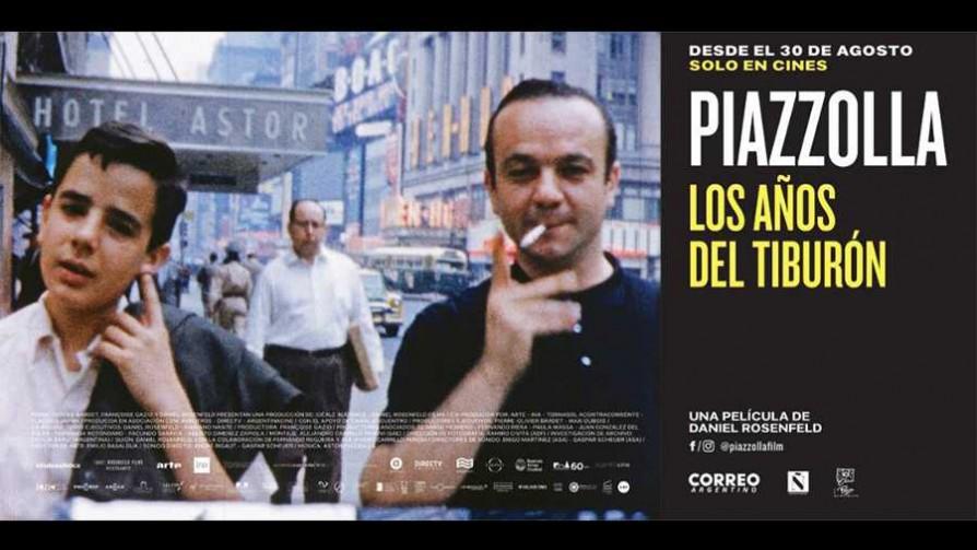 Del archivo de Piazzolla a la pantalla - Audios - Quién te Dice | DelSol 99.5 FM
