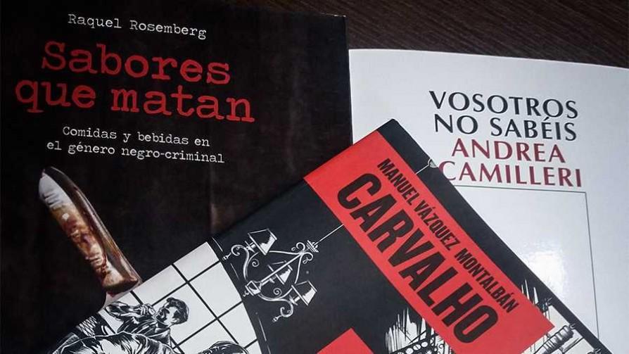 Recetas para arrimarse a la novela negra - La Receta Dispersa - Quién te Dice | DelSol 99.5 FM