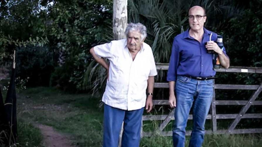 La reunión de Mujica y Martínez en la chacra Rincón del Cerro - Titulares y suplentes - La Mesa de los Galanes | DelSol 99.5 FM