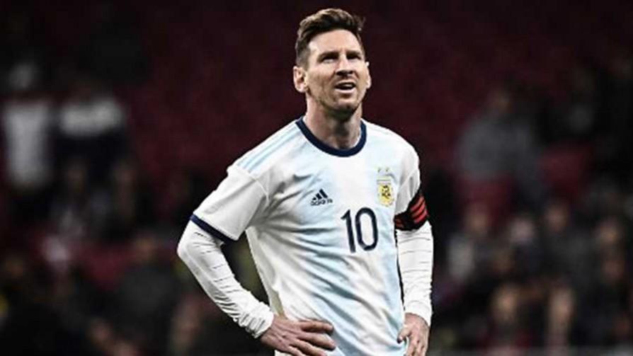 ¿Qué harían con la selección argentina si fueran Lionel Messi?  - Sobremesa - La Mesa de los Galanes | DelSol 99.5 FM