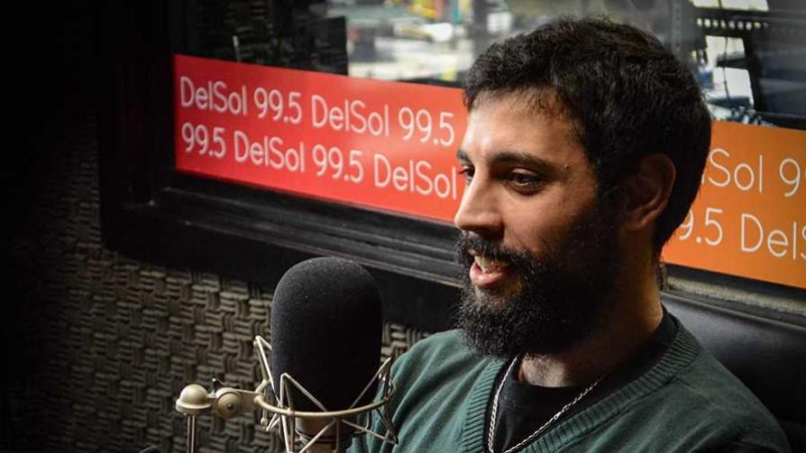 El hijo de Pepe Guerra debutó como uno más en el Antel Arena - Audios - Quién te Dice | DelSol 99.5 FM