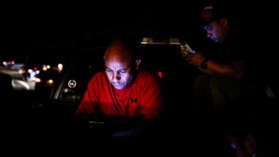Nuevo apagón en Venezuela que afecta casi todo el país - Titulares y suplentes - La Mesa de los Galanes   DelSol 99.5 FM