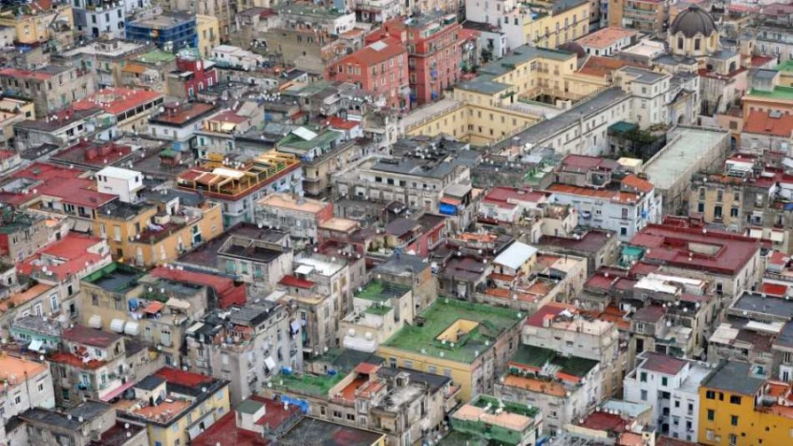 Retrato de la ciudad que devora a sus hijos - Ciudades Dispersas - No Toquen Nada | DelSol 99.5 FM