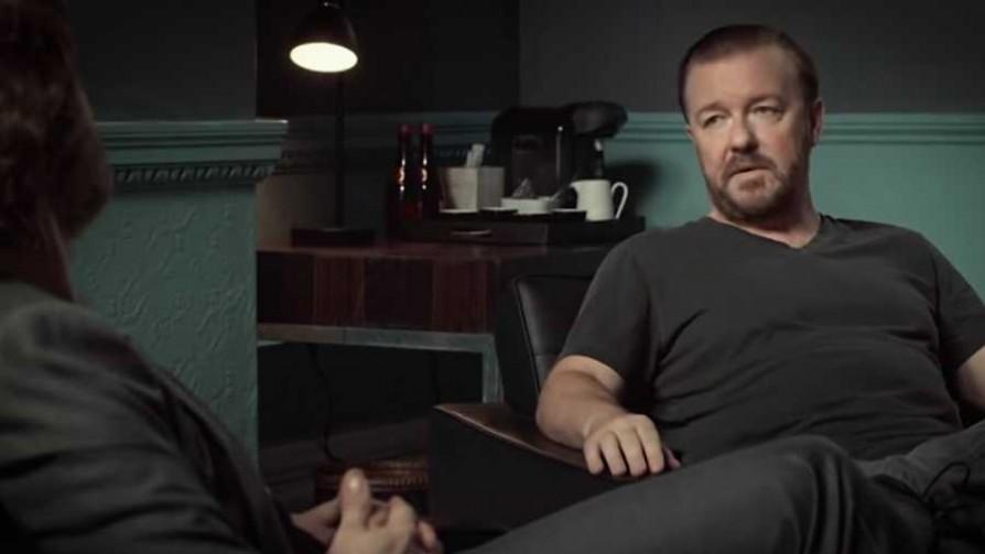 La vida después de la vida, según Ricky Gervais - Televicio - Facil Desviarse | DelSol 99.5 FM