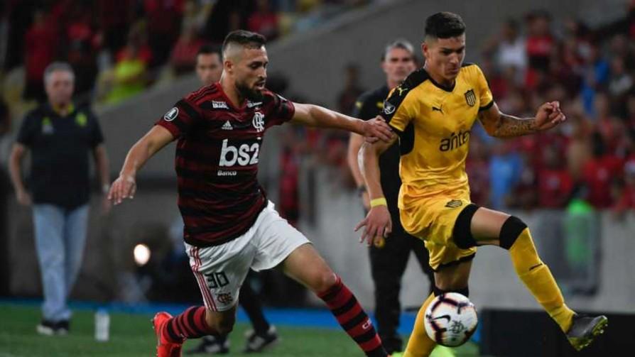 Peñarol 1 - 0 Flamengo - Replay - 13a0 | DelSol 99.5 FM